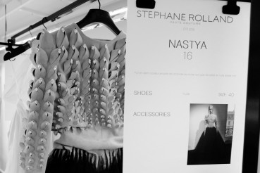 Stéphane Rolland Haute Couture : Summer 2016
